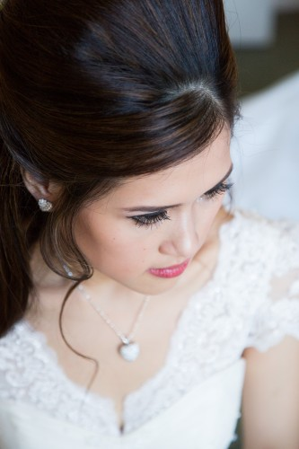 Advice on Bridal Hair and Makeup by Sylka Hair