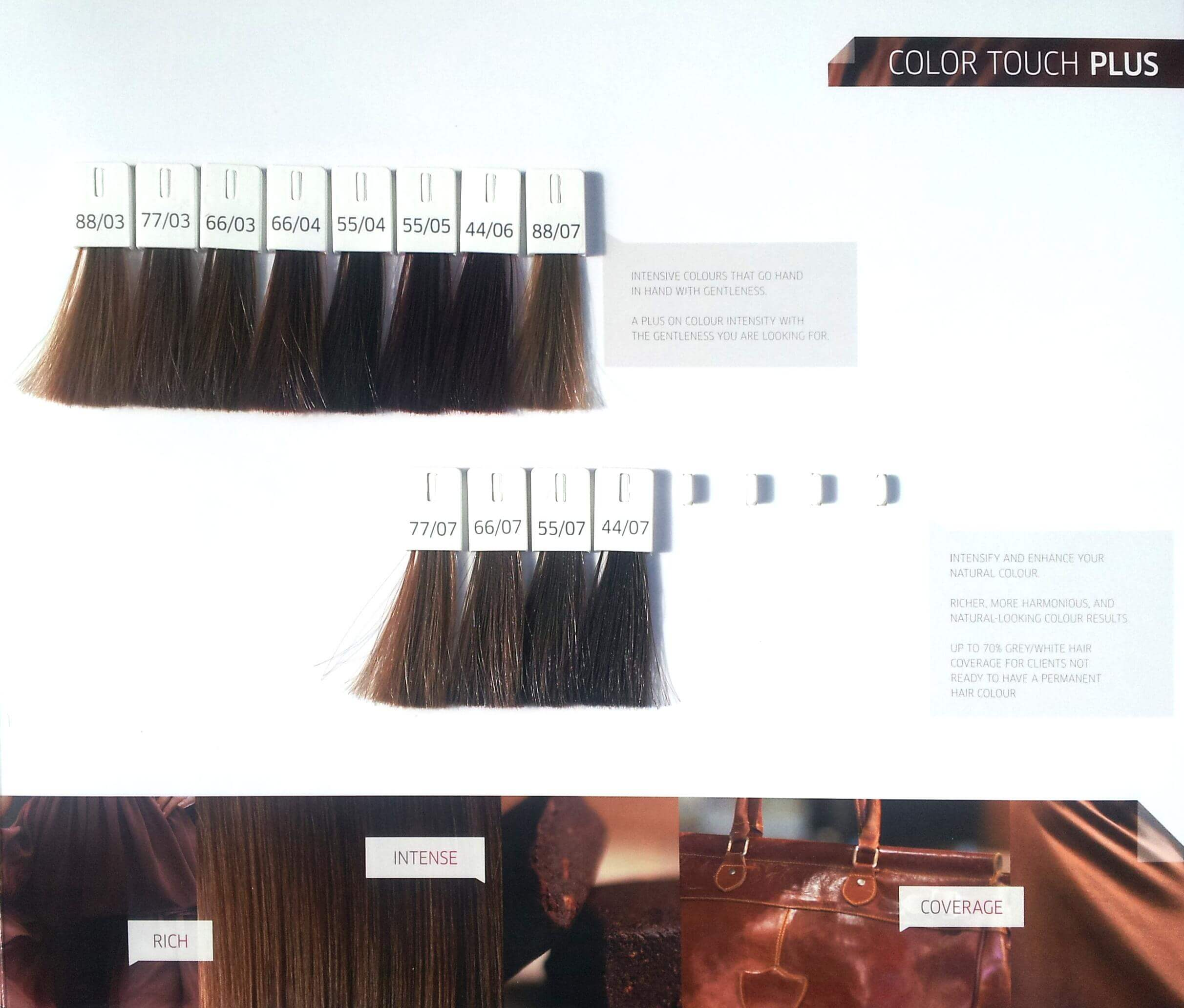 Colour Touch Plus - Semi Permanent Hair Colouring - Wella Professionals - Sylka Hair