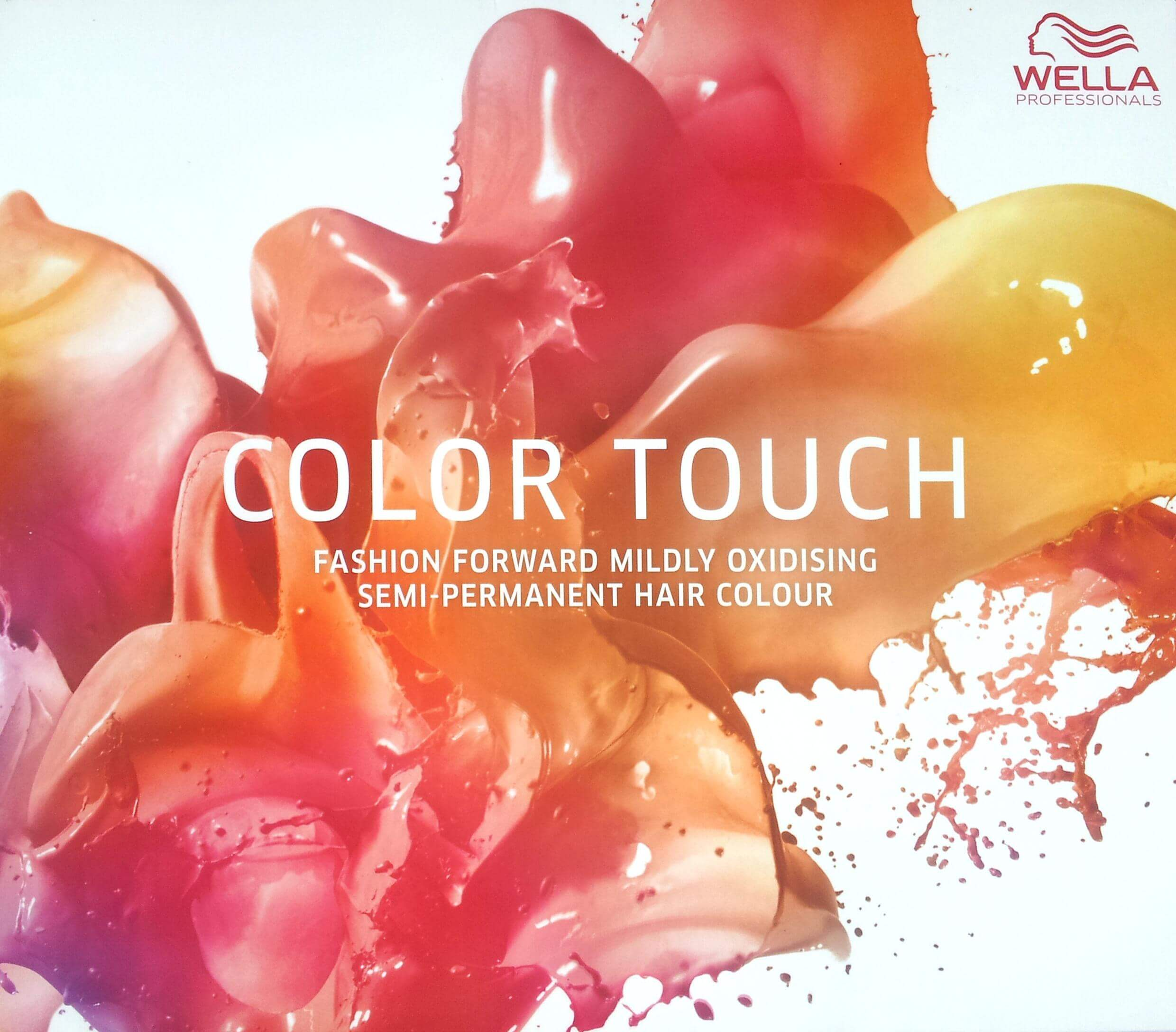 Colour Touch - Semi Permanent Hair Colouring - Wella Professionals - Sylka Hair