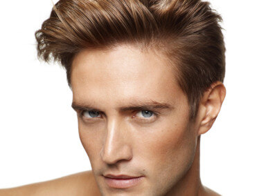 Mens Hair Styling - Preston - Sylka hair