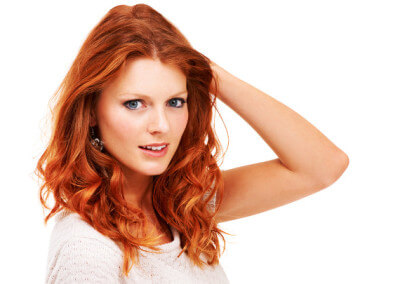 Professional Hair Colouring and Styling - Red Hair This Autumns Colour