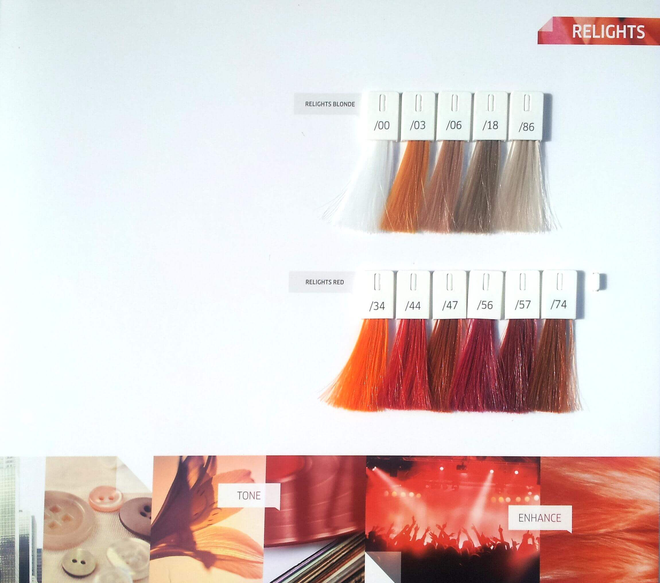 Relights - Hair Colouring - Wella Professionals - Sylka Hair