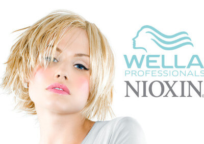 Professional Mobile Hairdresser Preston and Chorley - Certified Wella Professional