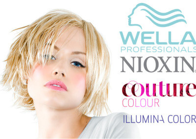 Sylka Hair - Professional Mobile Hairdresser Preston and Chorley - Wella Professional