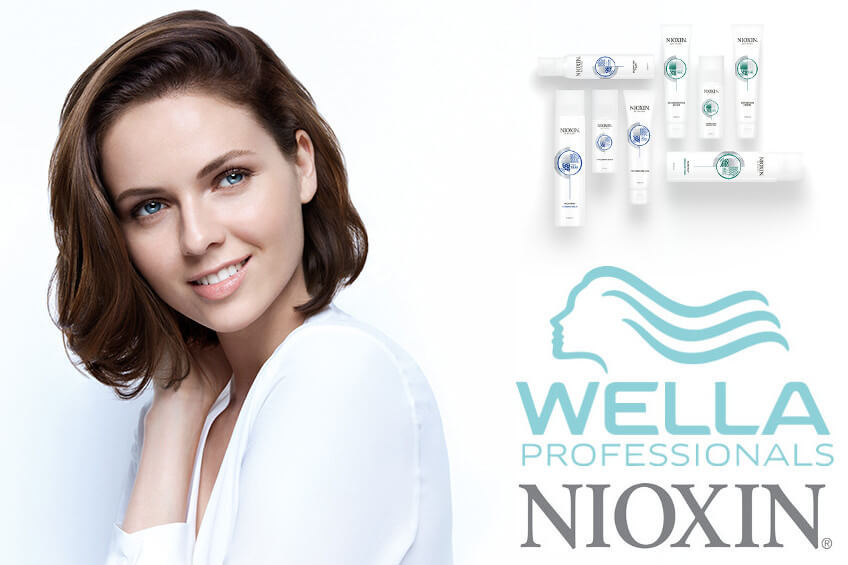 Wella Nioxin Specialist - Certified Wella Professional - Preston and Chorley