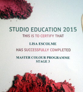 Wella Master Colour Programme Stage 3