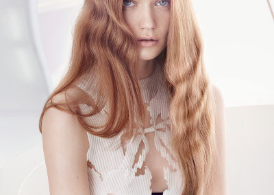Womens Hairstyling - Hair Colouring - Wella Couture Color